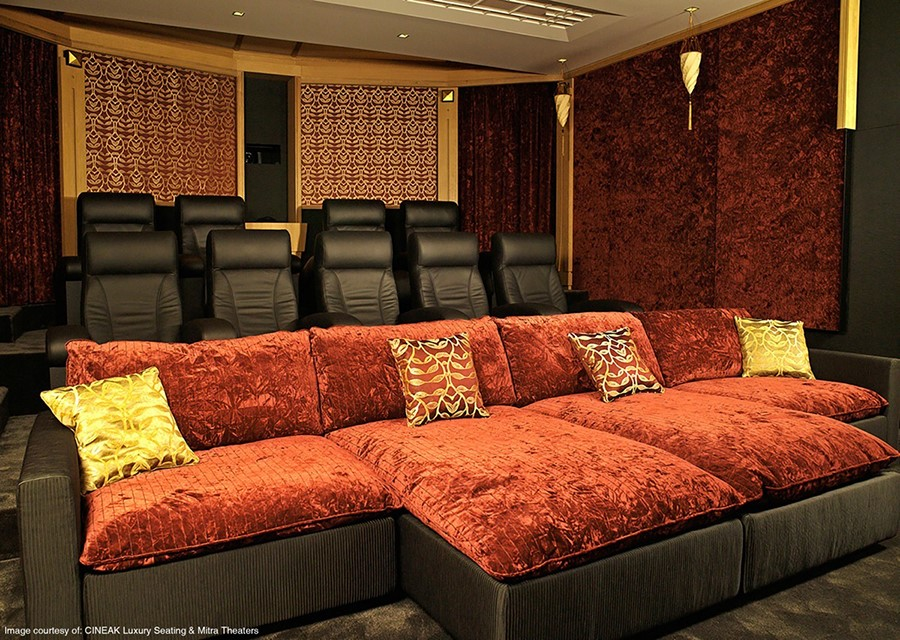 Want the Full Cinema Experience in Your Home Theater? Here's How to Get It!